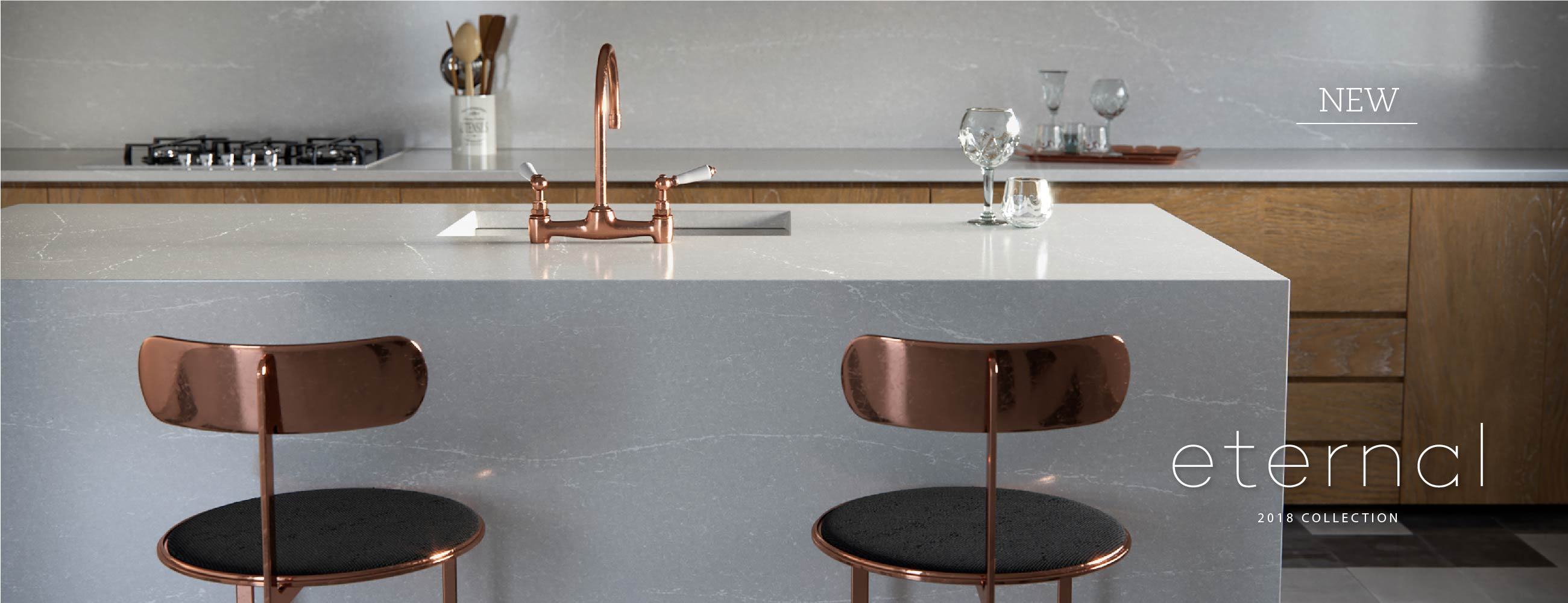 Silestone® Eternal Collection
